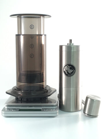 Aeropress Travel Set