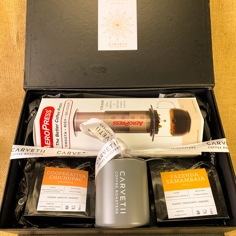 Aeropress Bundle