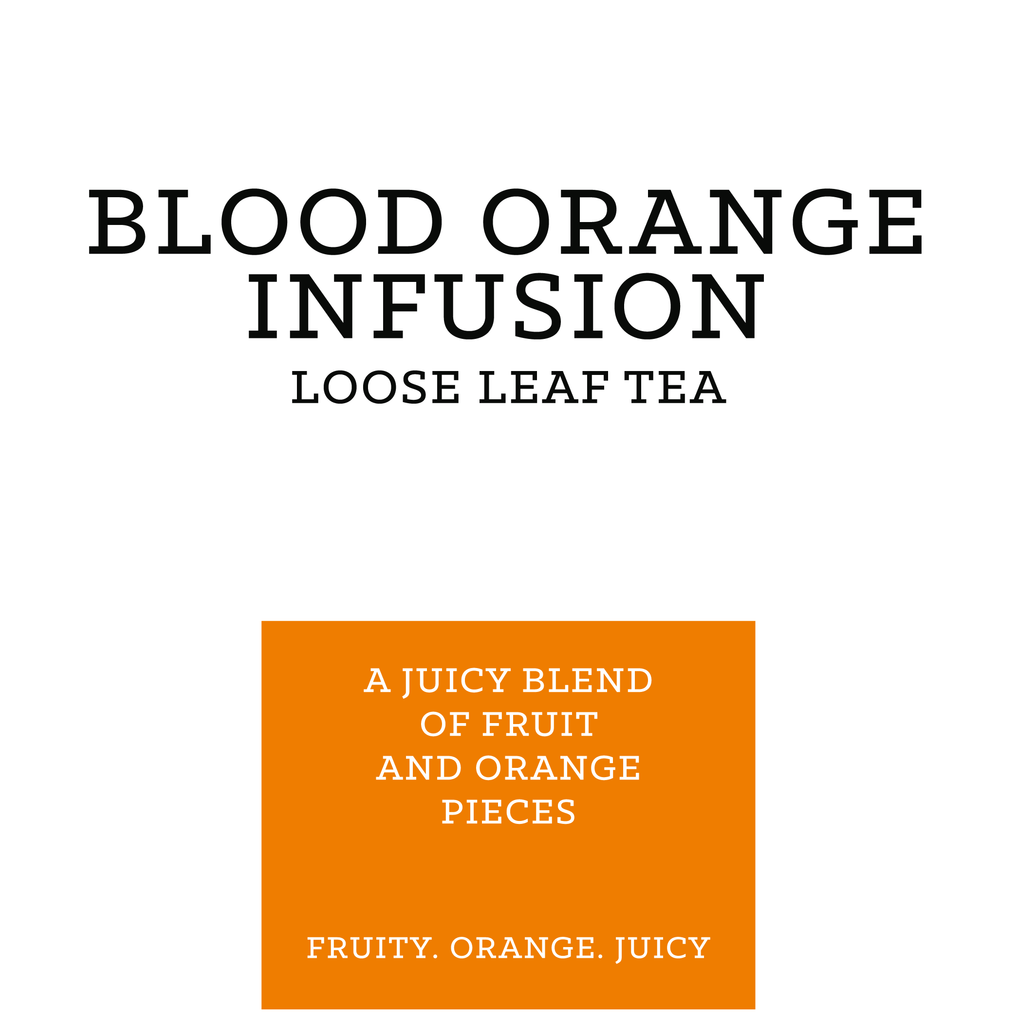 Blood Orange Infusion 125g