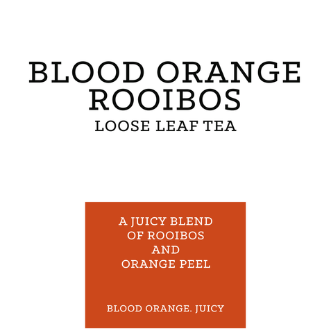 Blood Orange Flavoured Rooibos