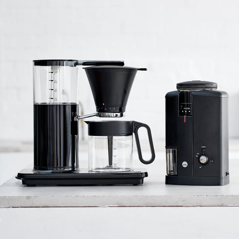 Coffee Brewer & Grinder Combo