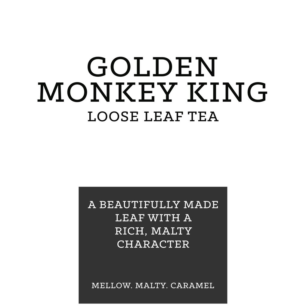 Golden Monkey King Retail 50g