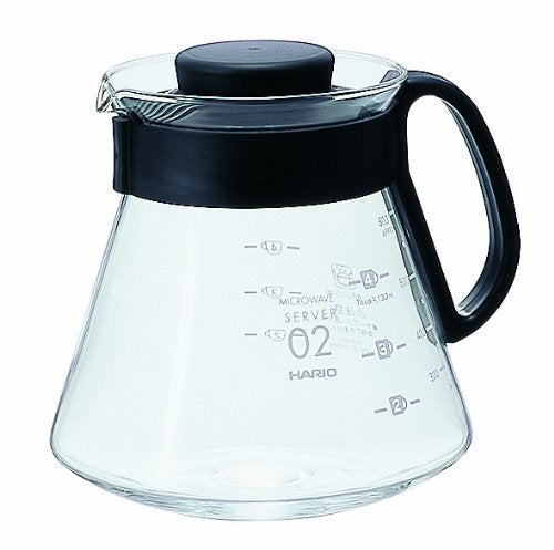 Hario V60 Black Range Server 600ml