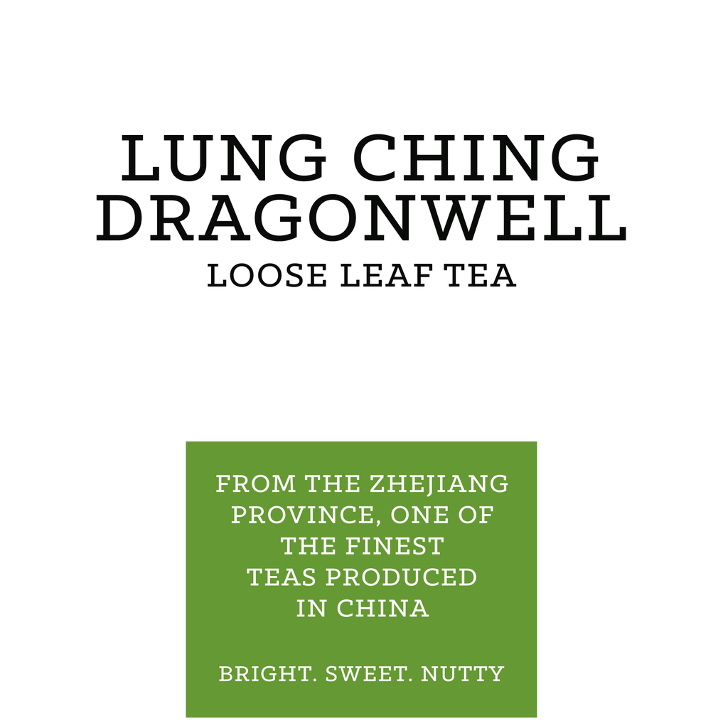 Lung Ching (Dragon Well) Retail 50g