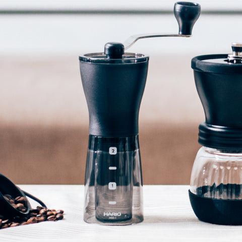 Hario Mini Mill Plus Coffee Grinder