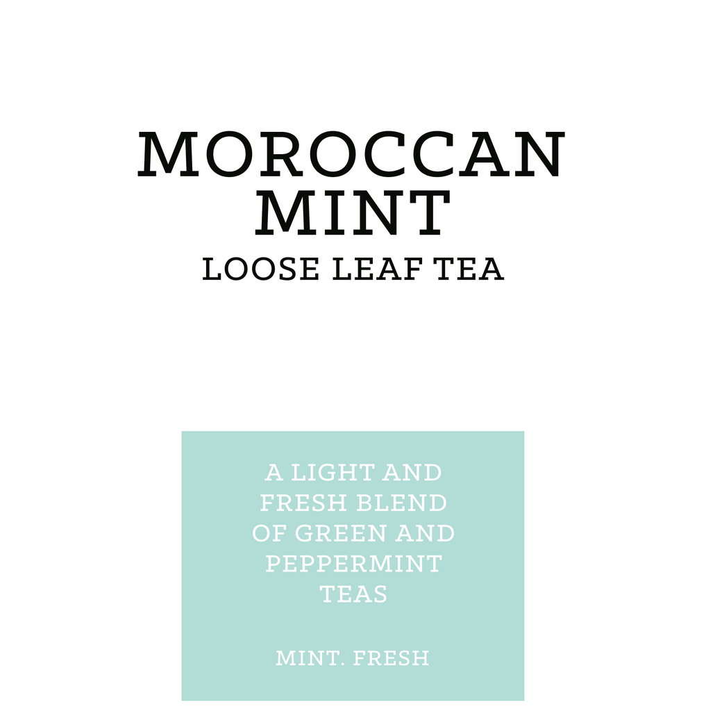 Moroccan Mint 125g