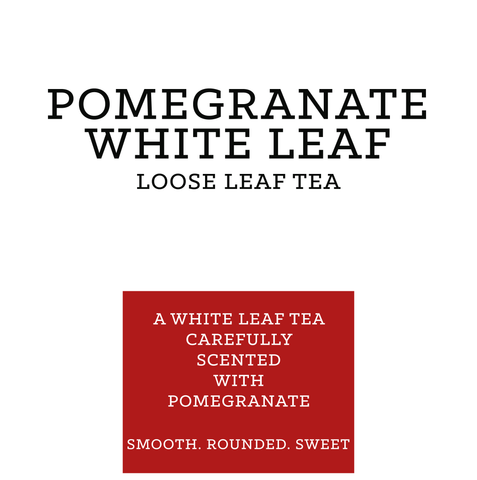 Pomegranate White Tea
