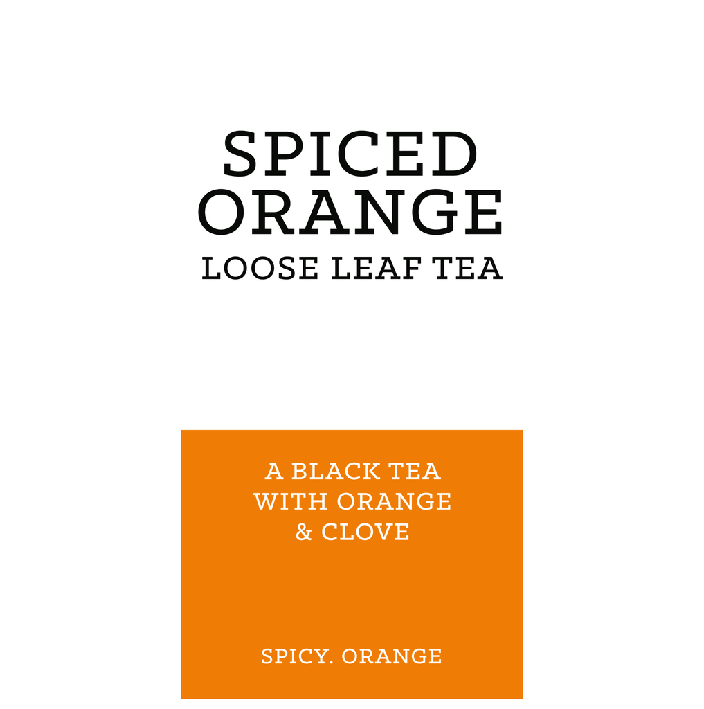 Spiced Orange with Cloves & Peel 125g