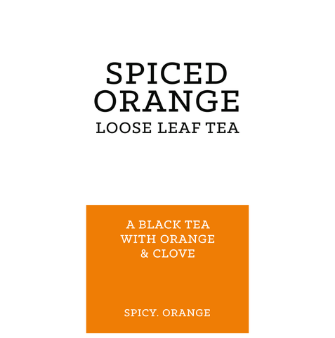 Spiced Orange with Cloves & Peel