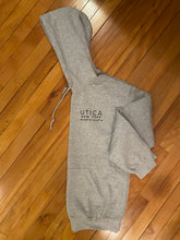 Load image into Gallery viewer, Unisex Light Gray Hoodie