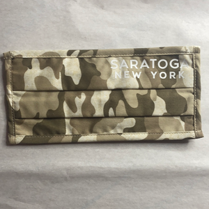 Saratoga Brown Camo Mask