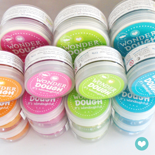 Wonderdough Tubs