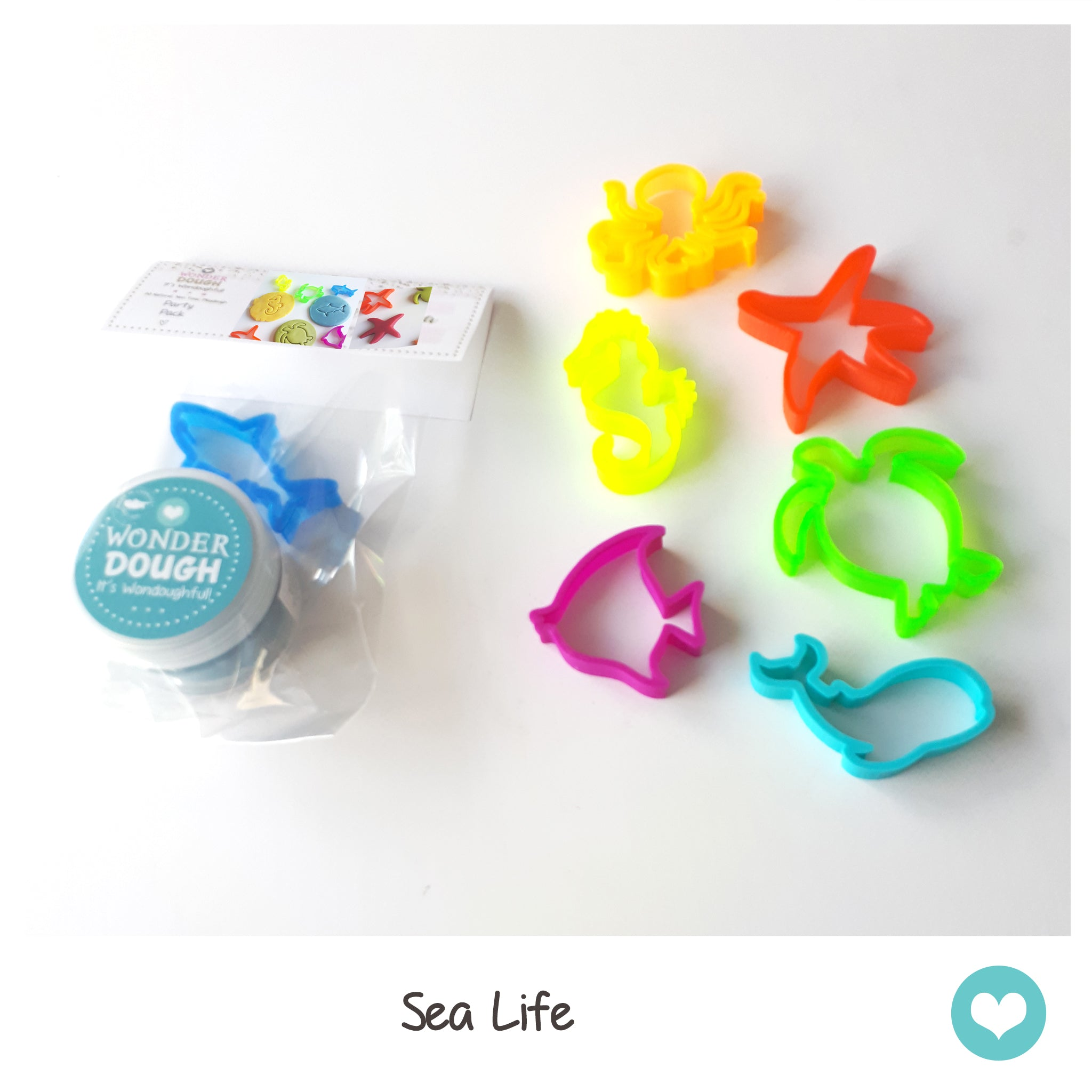 Sea Life Party Pack