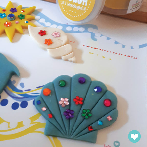 Summer Set Large - buy 1 get a mini Sea Life Set FREE