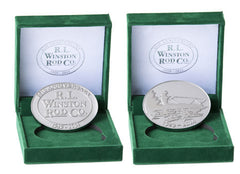 Winston 85th Anniversary Commemorative Medallion