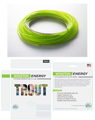 Trout Energy Fly Line