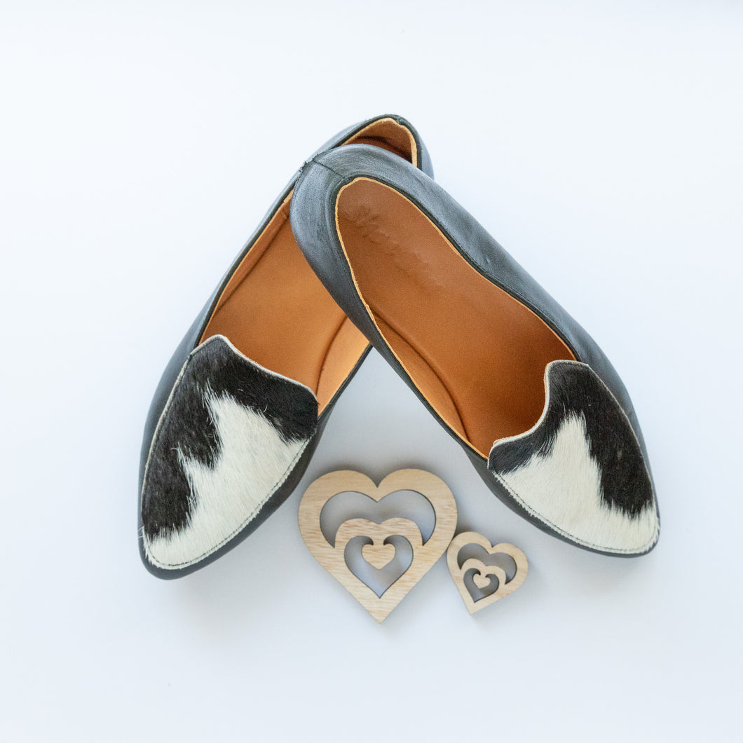 Hide Point Loafers