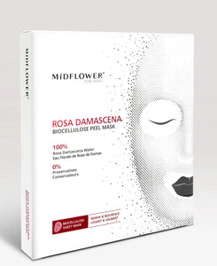 Flower Water Facial Mask - Midflower