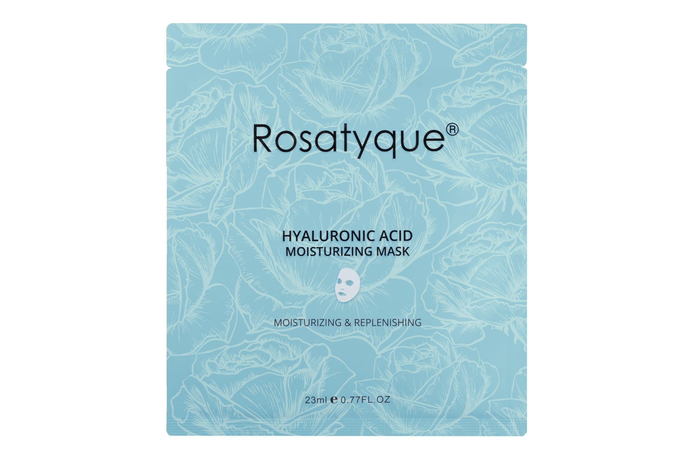 Hyaluronic Acid Moisturizing Mask - Rosatyque