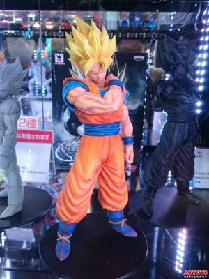 Action Figure do personagem Goku/Dragon Ball Z