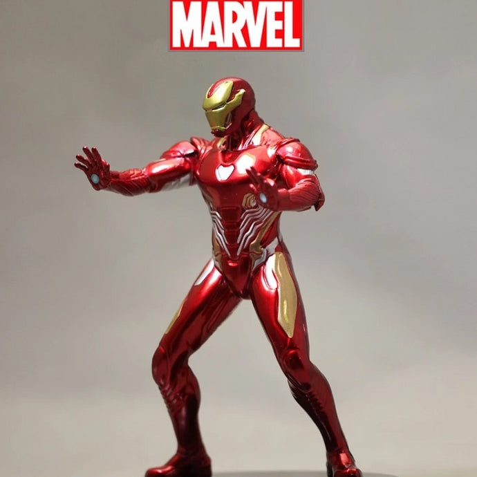 Action Figure do personagem Iron Man/Homem de Ferro Avengers