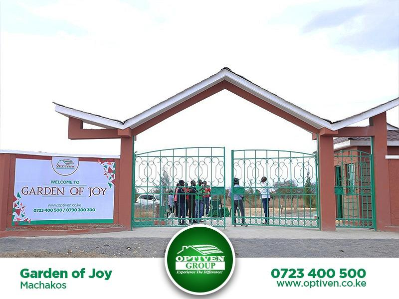 Garden of Joy offer