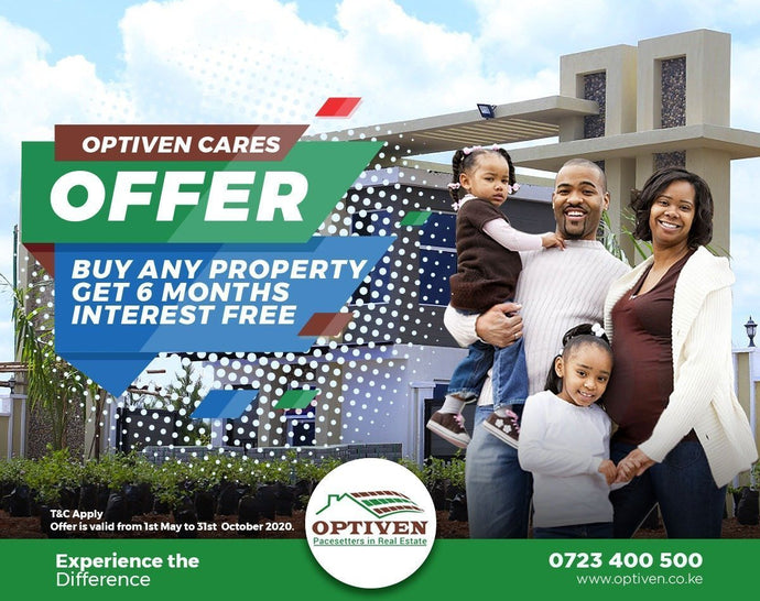 Optiven Cares for You