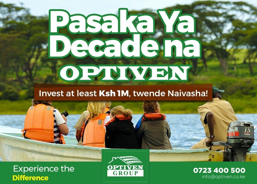 Optiven has got you covered this Easter