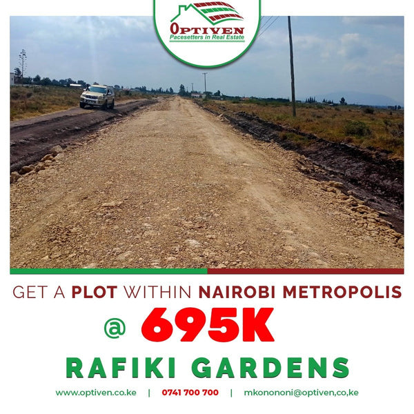 Optiven Offers a Surprise Bonus in Rafiki Gardens