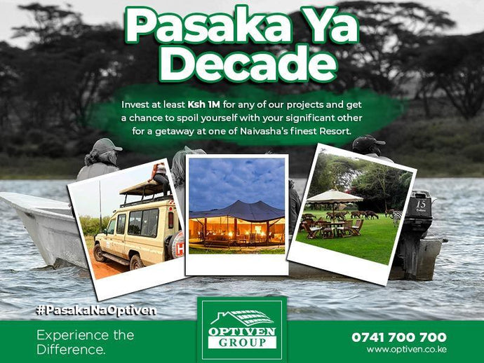 Pasaka ya Decade na Optiven
