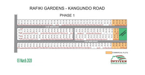 Rafiki Gardens Phase 1 - Kangundo Road, Machakos County - Plot B141, LR NO57854 Area(HA) 0.045 - OPTIVEN