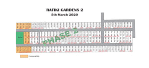 Rafiki Gardens Phase 2 - Kangundo Road, Machakos County - Plot B181, LR NO57894 Area(HA) 0.045 - OPTIVEN