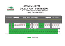 Load image into Gallery viewer, Dollar Point - Kajiado - Plot D26, Area(HA) 50 x 100 - OPTIVEN