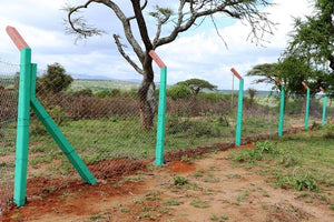 Furaha Gardens - Kajiado County - Plot F422, KJD/LORNGOSUA/8098, Area(HA) 80 x 100 - OPTIVEN