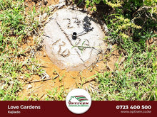 Load image into Gallery viewer, Love Gardens - Kajiado - Plot H223, Area(HA) 50x100 - OPTIVEN