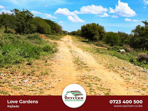 Love Gardens - Kajiado - Plot H577, Area(HA) 50x100 - OPTIVEN