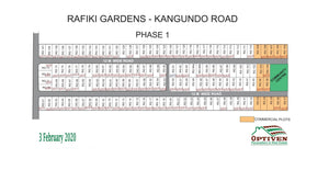 Rafiki Gardens Phase 1 - Kangundo Road, Machakos County - Plot B060, LR NO57773 Area(HA) 0.045 - OPTIVEN