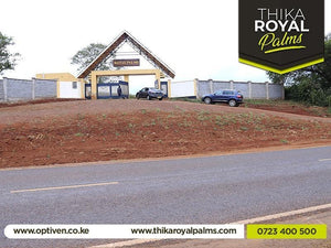 Thika Royal Palms - Gatanga , Muranga County - Plot TR5, Area(HA) 0.045 - OPTIVEN