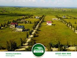 Victory Gardens Phase 2 - Kitengela, Kajiado County - Plot V18, Area(HA) 0.045 - OPTIVEN