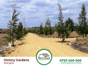 Victory Gardens Phase 3 - Kitengela, Kajiado County - Plot VP114, Area(HA) 0.045 - OPTIVEN