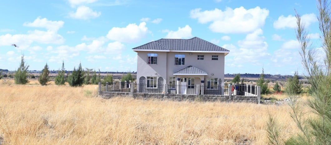 Victory Gardens Phase 5 - Kitengela, Kajiado County - Plot 45, Area(HA) 0.045 - OPTIVEN