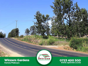 Winners Garden - Kenol/Makuyu - Plot WG48, Area(HA) 0.25 (bigger) - OPTIVEN
