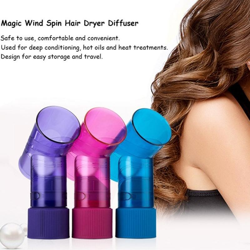 Easy Curls Hair Dryer Diffuser