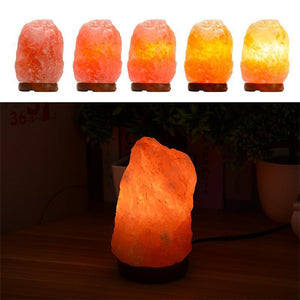 Himalayan Crystal Salt Lamp Air Purifier (60% OFF TODAY ONLY)