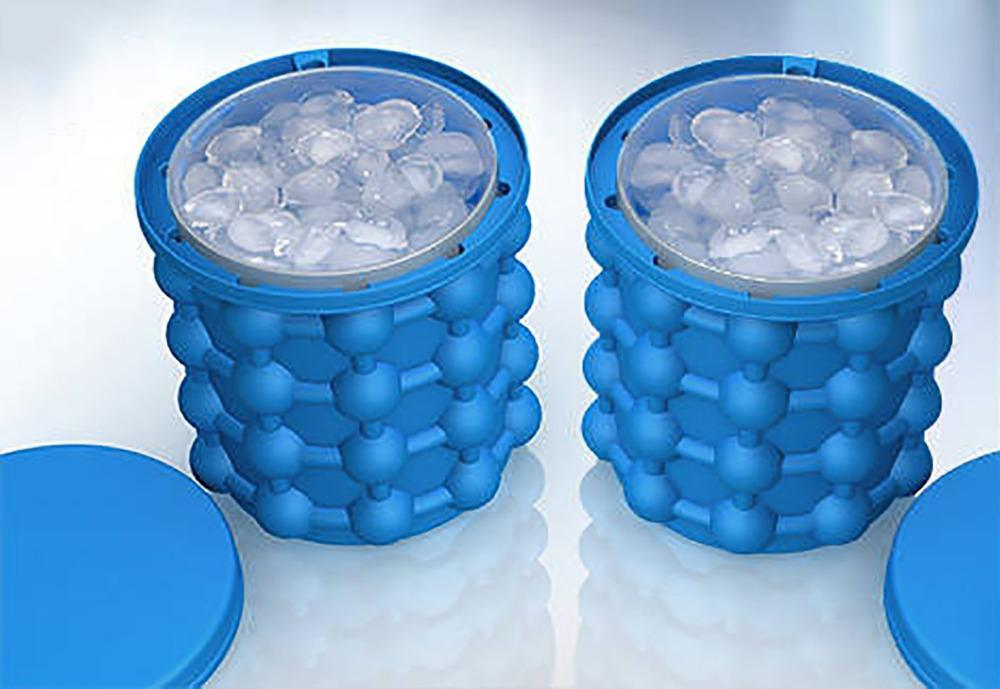 Genie: New Ice Cube Maker