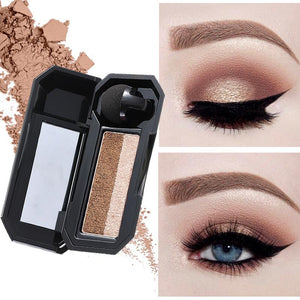 PROFESSIONAL DUAL COLOR EYE SHADOW