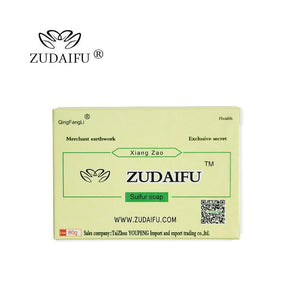 ZUDAIFU Advanced Psoriasis and Eczema Cream