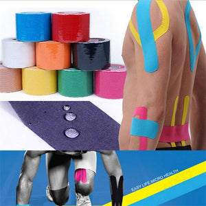 Kinesio Tape - Elastic Muscle Sprain Protection