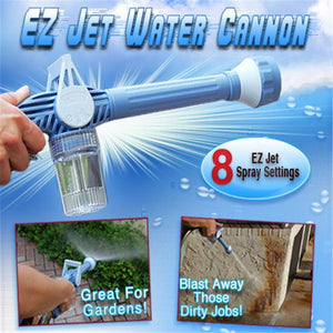 8 In 1 EZ Water Cannon