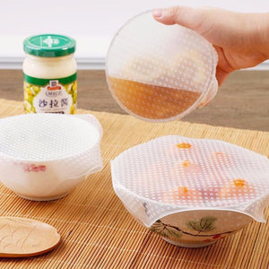 Stretchable Food Cover
